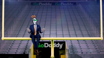 GoDaddy Website Builder TV Spot, 'Score a Website Builder Touchdown'