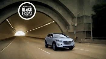 Hyundai Black Friday Sales Event TV Spot, 'Limited-Time Savings'
