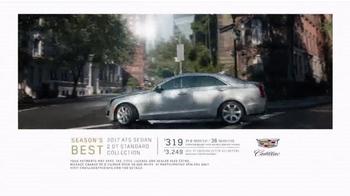Cadillac Season's Best TV Spot, 'The Heartbreak' - Thumbnail 5