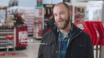 ACE Hardware TV Spot, 'Holiday Spirit'