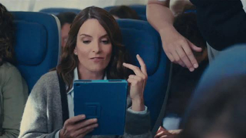 American Express TV Spot, 'In-Flight Shopping' Featuring Tina Fey