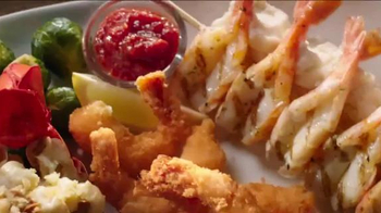 Red Lobster Holiday Seafood Celebration TV Spot, 'Treat Yourself'
