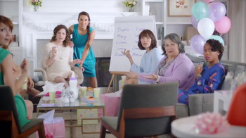 DIRECTV TV Spot, \'Baby Shower\' [Spanish]