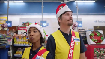 Walmart TV Spot, 'Holiday Helpers' Song by Aerosmith