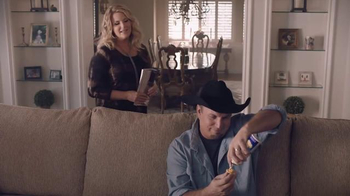 Amazon Echo TV Spot, 'Alexa Moments: Shameless' Featuring Garth Brooks - 446 commercial airings