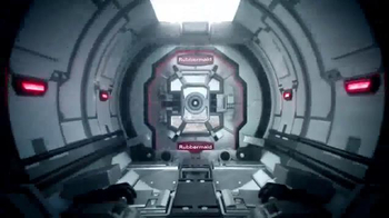 Rubbermaid Brilliance TV Spot, 'Vault'