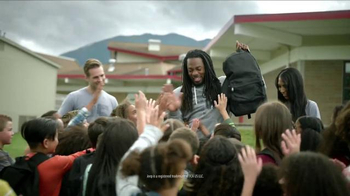 Jeep Black Friday Sales Event TV Spot, 'Anywhere' Featuring Richard Sherman