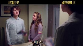 The Edge of Seventeen - Alternate Trailer 16