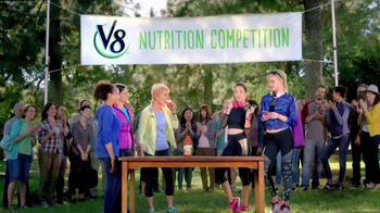 V8 Original TV Spot, 'Nutrition Competition'