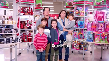 Burlington TV Spot, 'Make Burlington Your One-Stop Holiday Gift Shop'