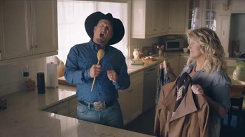 Amazon Echo TV Spot, 'Alexa Moments: Spoon' Featuring Garth Brooks - 197 commercial airings
