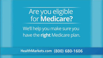 HealthMarkets TV Spot, 'Are You Getting the Benefits You Are Entitled To?'
