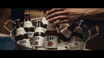 Miller Lite Steinie Bottle TV Spot, 'Back for the Holidays'