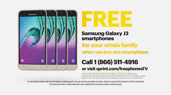 Sprint TV Spot, 'Samsung Galaxy J3'