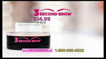 3 Second Brow TV Spot, 'All About the Brows' Featuring Taylor Baldwin - Thumbnail 10