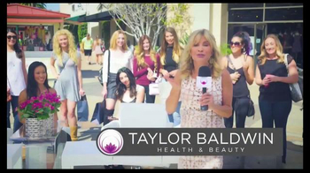 3 Second Brow TV Spot, 'All About the Brows' Featuring Taylor Baldwin - Thumbnail 2