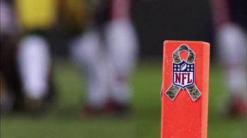 Salute to Service: NFL Helmet Decal thumbnail