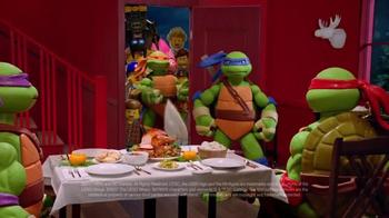 Target TV Spot, 'Dinner With the Teenage Mutant Ninja Turtles'