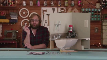 Old Spice TV Spot, 'Comedy Central: Craft Services' Featuring Barak Hardley