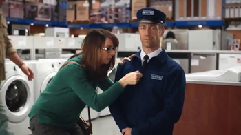 Lowe's Black Friday Deals TV Spot, 'Maytag Eye Candy' Feat. Colin Ferguson - 580 commercial airings
