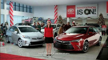 Toyota Toyotathon TV Spot, 'Blackout' - 84 commercial airings