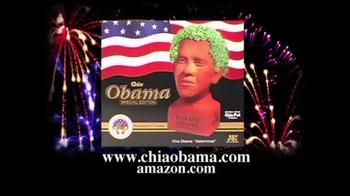 Chia Obama TV Spot, 'Show Your Pride'