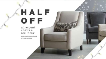 Swell Bassett Tv Commercial Accent Chairs And Recliners Video Onthecornerstone Fun Painted Chair Ideas Images Onthecornerstoneorg
