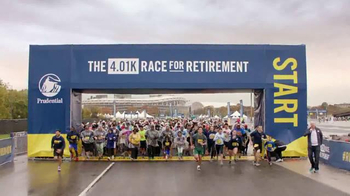 Prudential TV Spot, 'The Race for Retirement'