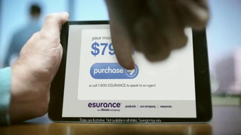 Esurance TV Spot, 'Born Online' - Thumbnail 8