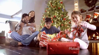 Michaels TV Spot, 'Holiday Gift Inspirations at Michaels'
