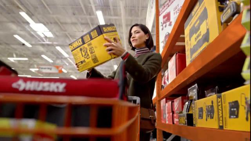 the home depot holiday season tv commercial combo kits ispottv - Home Depot Holiday
