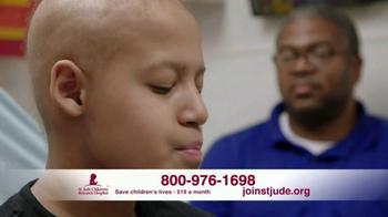 St. Jude Children's Research Hospital TV Spot, 'Andrew'