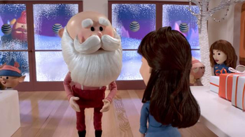 AT&T TV Spot, 'Favor for Santa' - 1816 commercial airings