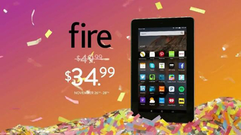Black Friday Deals Week: Fire Tablet thumbnail
