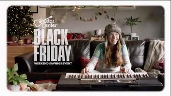 Guitar Center Black Friday Weekend Savings Event TV Spot, 'Guitars'