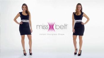 Miss Belt TV Spot, 'Hour-Glass Shape'