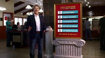 Golden Corral TV Spot, 'Yeast Rolls'