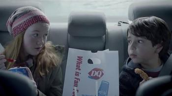 Dairy Queen $5 Buck Lunch TV Spot, 'Christmas Tree'