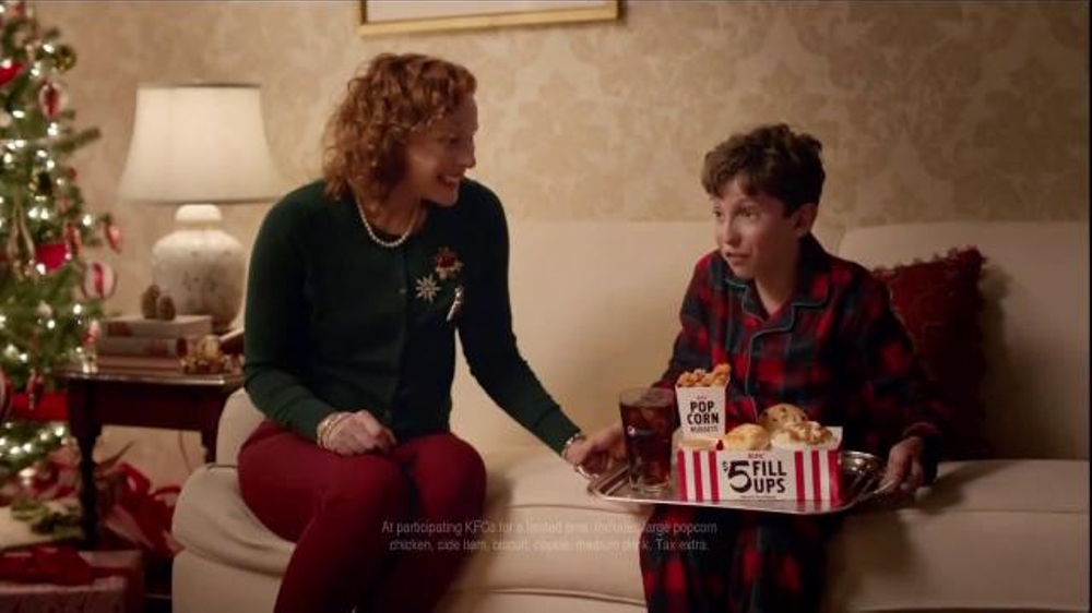 KFC Fill Ups TV Commercial, 'Gifts' Featuring Norm