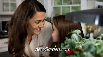 Miracle-Gro AeroGarden TV Spot, 'Plant to Plate'
