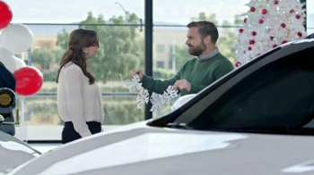 Kia: Holidays on Us Sales Event: Snowflake