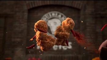 Popeyes $5 Boneless Wing Bash TV Spot, 'Pollo Lovers' [Spanish]