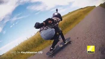 Nikon KeyMission TV Spot, 'Go on a Mission'