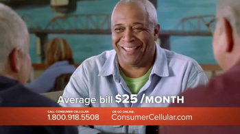 Consumer Cellular $20 of Joy TV Spot, 'Affordable'