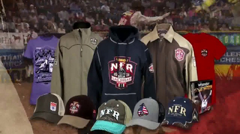 2016 NFR Gear TV Spot, 'Clothes and DVD'