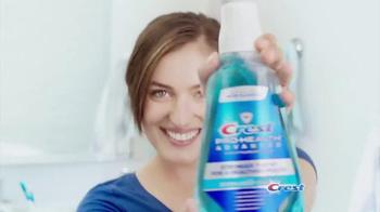 Crest Pro-Health Advanced Mouthwash TV Spot, 'Nailed It'