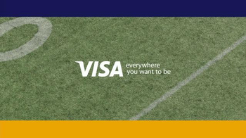 VISA Checkout TV Spot, 'One Step Ahead' Feat. Antonio Brown, Malcolm Butler - Thumbnail 8