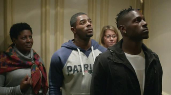 VISA Checkout TV Spot, \'One Step Ahead\' Feat. Antonio Brown, Malcolm Butler