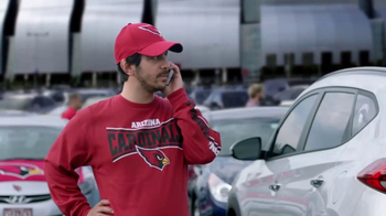 2016 Hyundai Tuscon TV Spot, 'D-Gate: We Don't Judge'