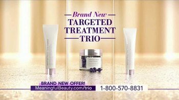 Meaningful Beauty Ultra TV Spot, 'Treatment Trio' Featuring Cindy Crawford